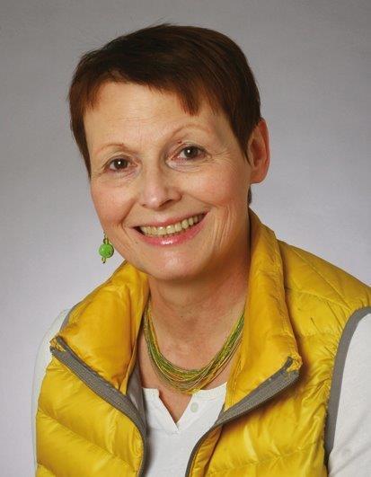 Cornelia Grantz-Hild 63 Jahre Diplom-Psychologin, Hausfrau, Gemeinderätin Zukunftsteam Umwelt und Energie Ambulanter Hospizdienst WIM e.V.